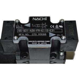 Nachi Hydraulic Valve D03 ss-g01-a3x-fr-e115-e31